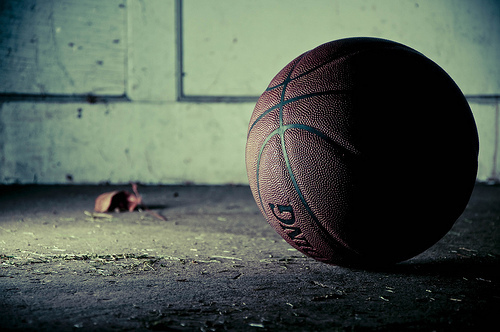 BASKETBALL IS EVERYTHING ...