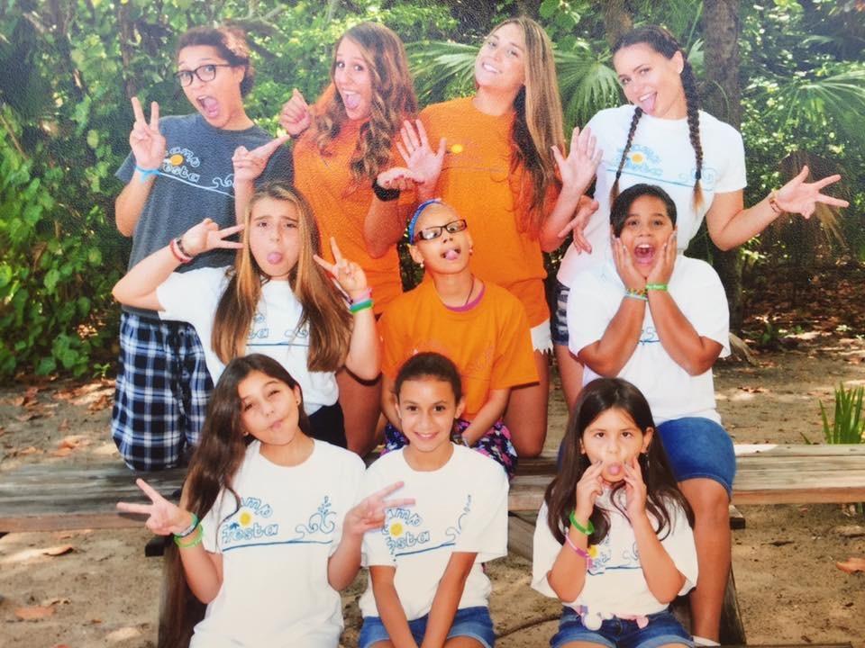 Camp Fiesta ;