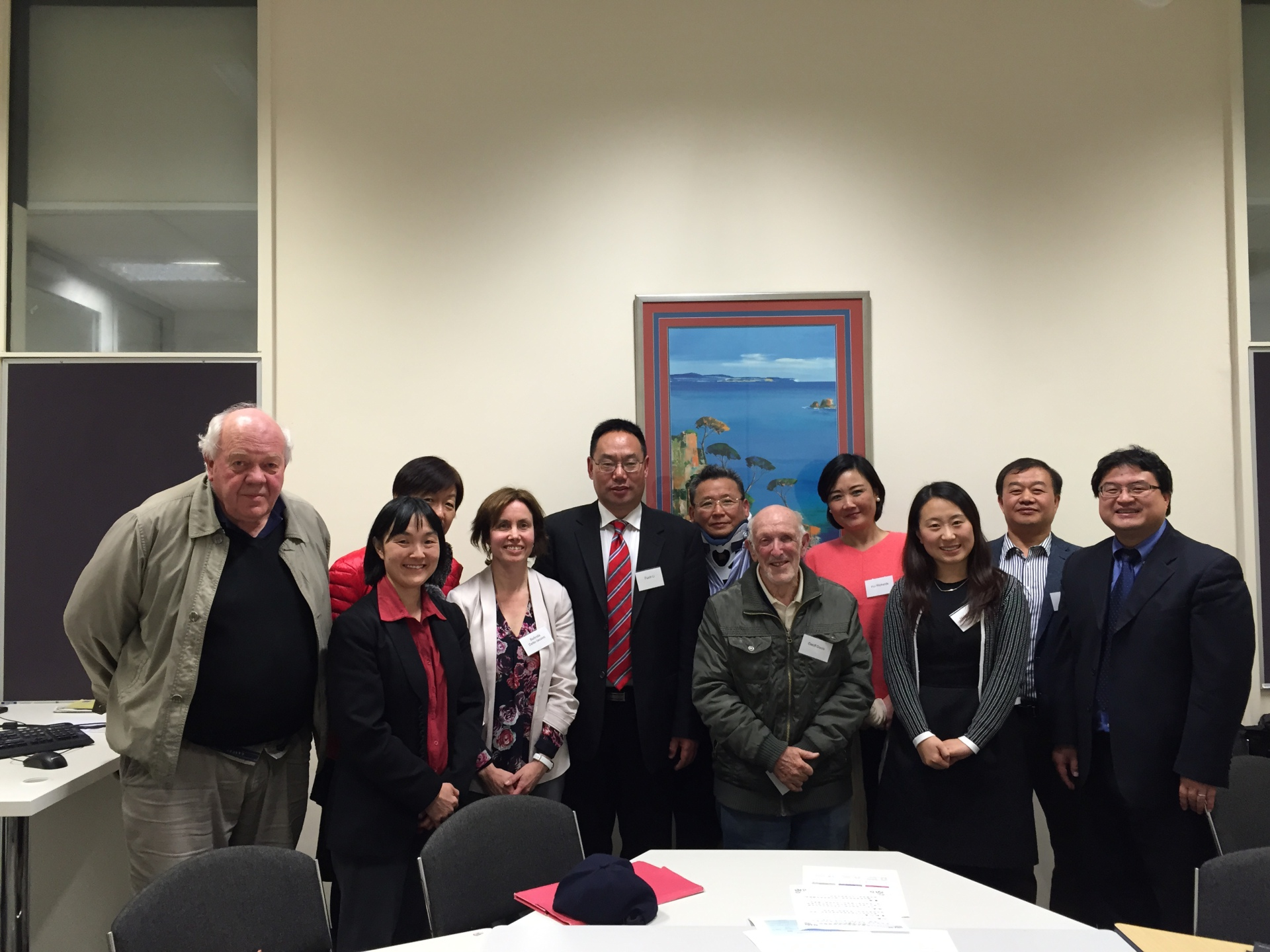 participation in the Chinese Language Teachers Federation of Australia national Chinese teachers annual conference