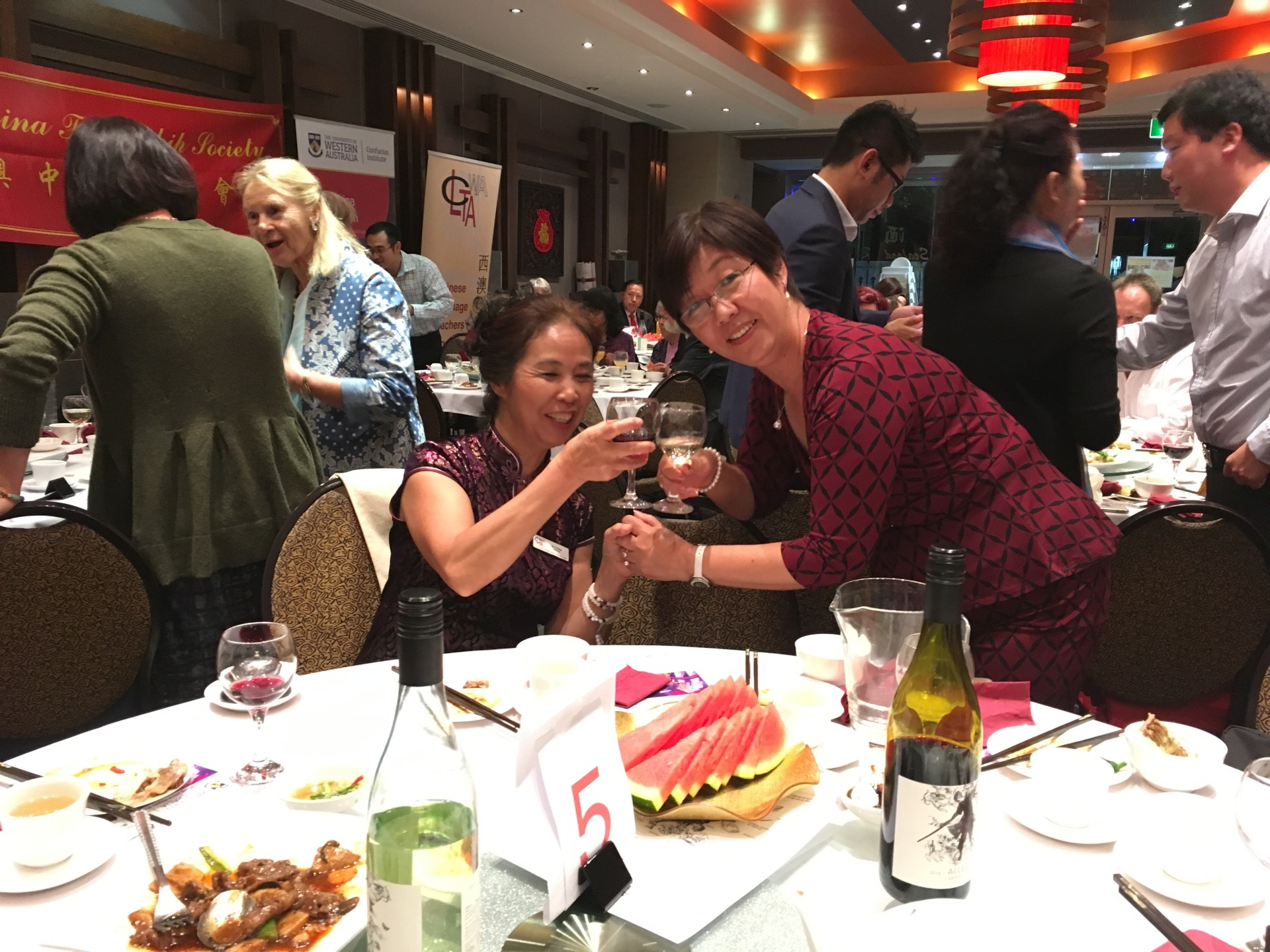 2017 Chinese New Year Dinner with ACFS