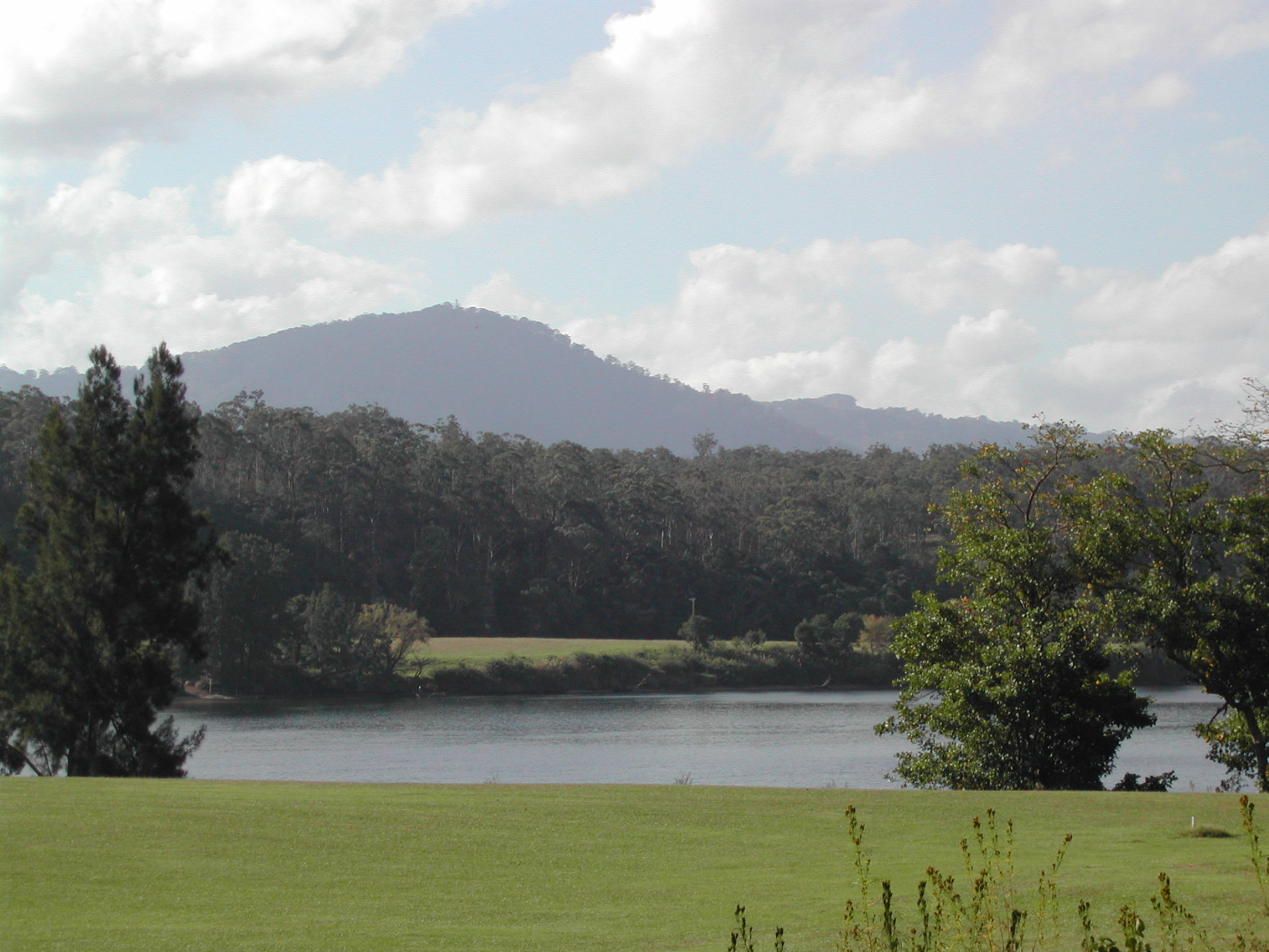 Cambewarra Mountain