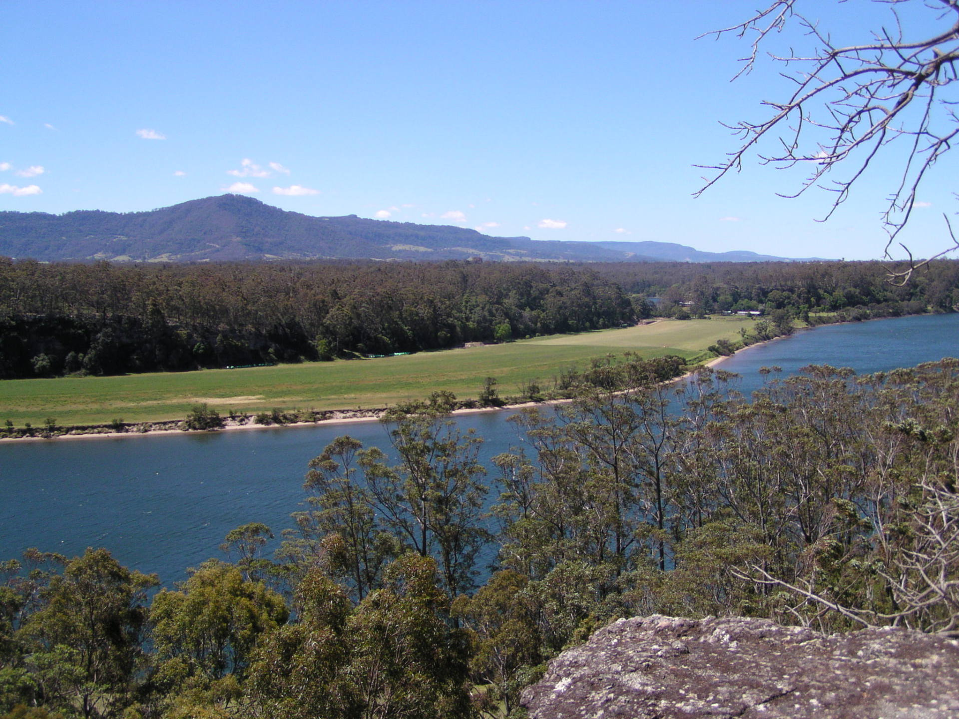 Shoalhaven River Downstream