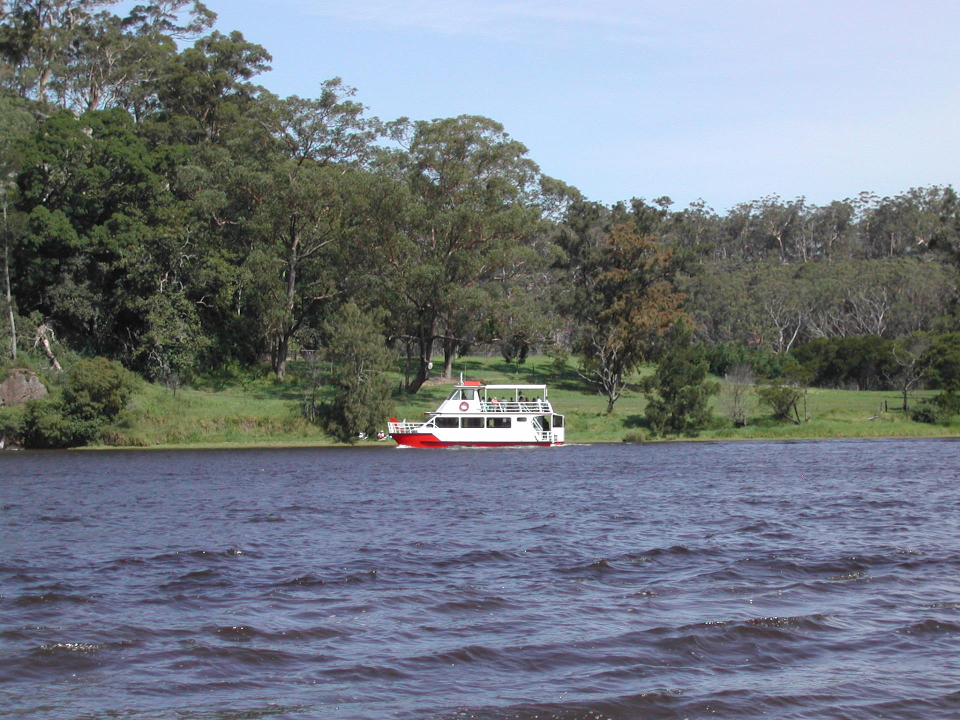 Happy Boating on the Shoalhaven River