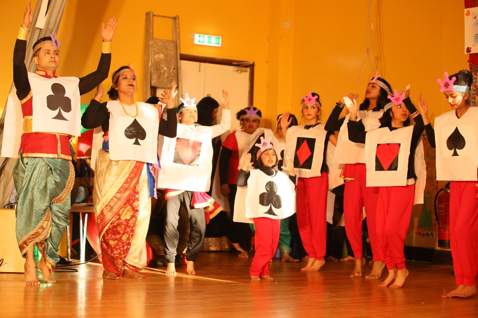 TASER DESH ( DANCE DRAMA)