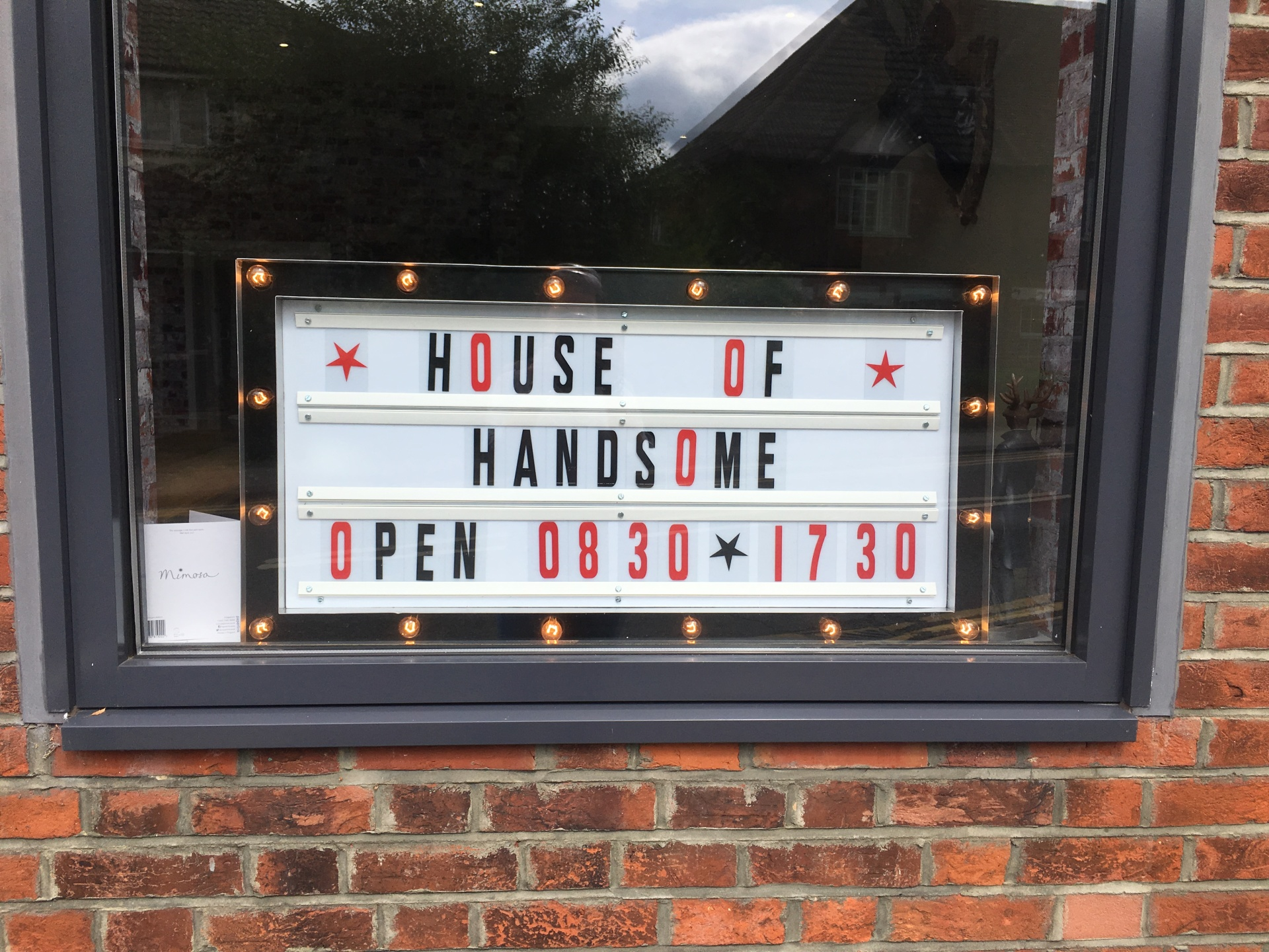 House of Handsome Westerham