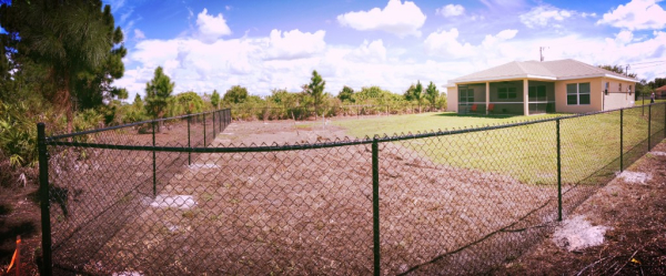 chain link fence naples, chain link fence repair naples