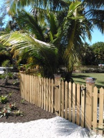 custom wood fence naples | naples fence company | wood fence naples