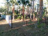 chain link fence naples   naples fence contractor   naples fence