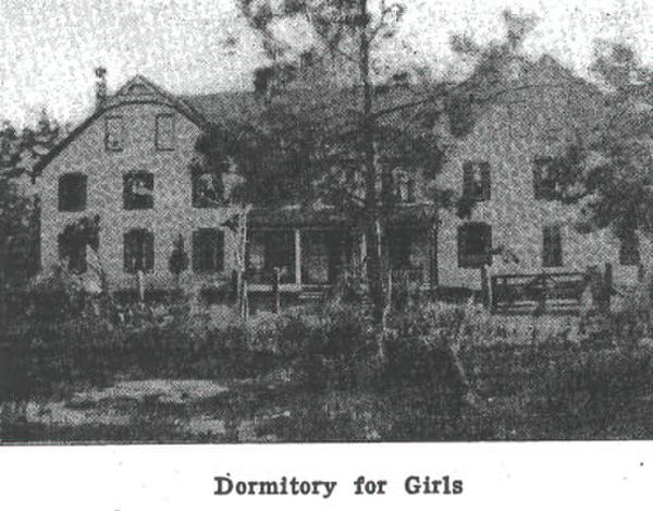 Girl's Dorm