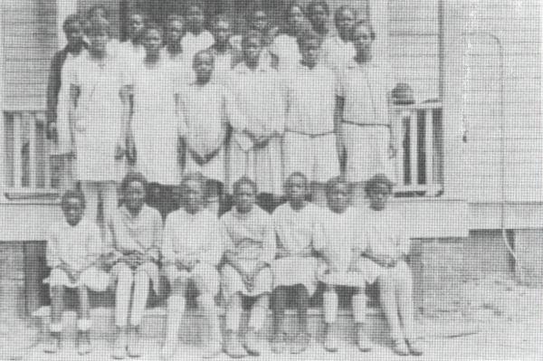 Girl's  Recreation Class Circa early 1920s