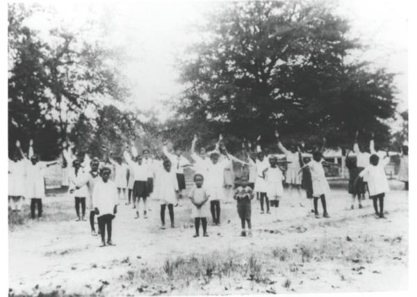 1920s PE Class