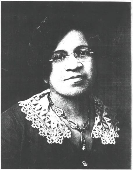 Ms. Elizabeth Moore, Principal