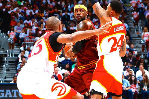Atlanta Hawks Need to Find Inner Dog to Brawl with Cavs
