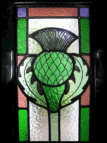 Crests and Icons in Stained Glass should just anyone have one?
