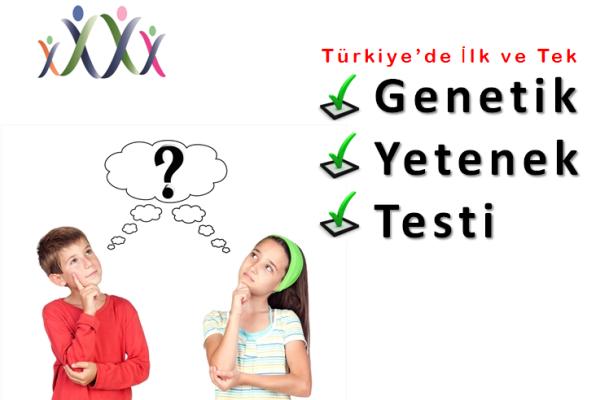 Genetik Yetenek Testi
