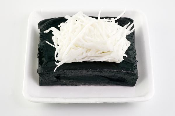 Pandan flavor cake