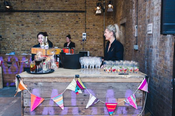 Potato Bar #hire #vintage #rustic #bars #weddings #events