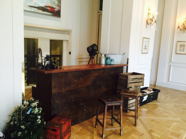 Parque Bar #vintage #rustic #bar #hire #events #weddings #london
