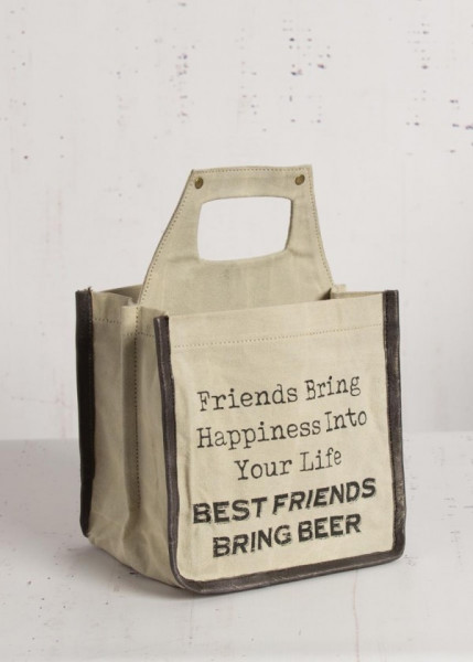 Beer caddy please!