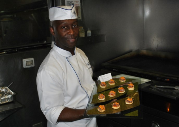 Chef Roy