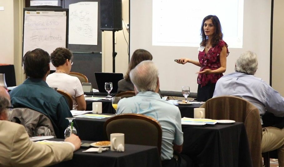 """""""International Dimensions of Strong Corporate Cultures"""" - Friday, April 1, 2016, Austin, TX"""