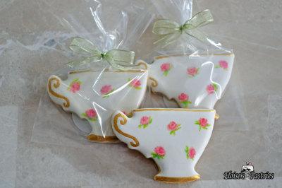 China - Tea Cup Cookies