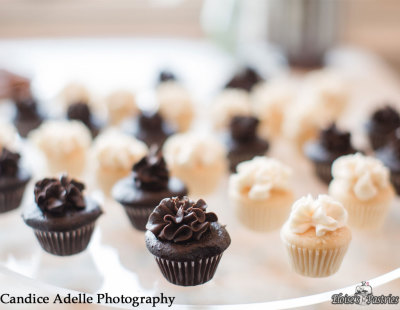 cupcakes, mini cupcakes, wedding cupcakes