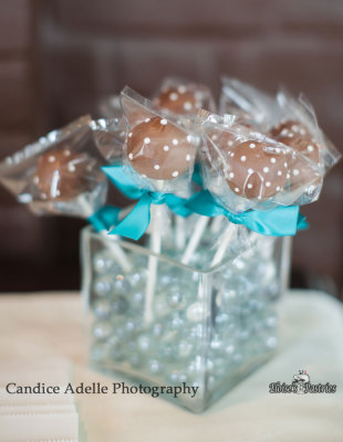 edible favors, cake pop favors