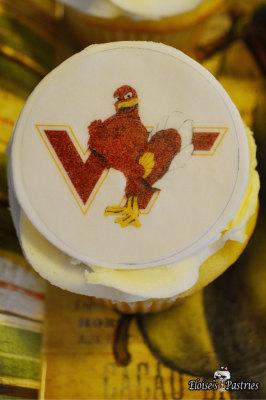 VTech Edible Image Cupcake