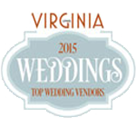 virginia living magazine top wedding vendor 2015