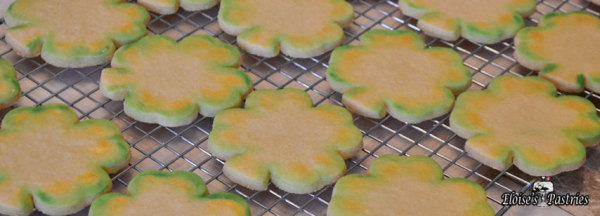St Patrick's Day Shortbread
