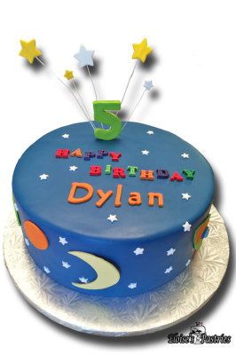 space cake, space birthday cake, birthday cake space theme, birthday cake