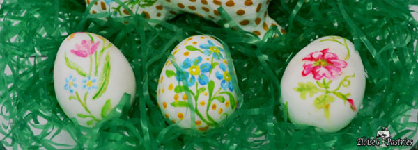 Table Decorations, Easter decorations, edible centerpieces