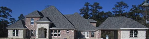 Brick and Stone Home