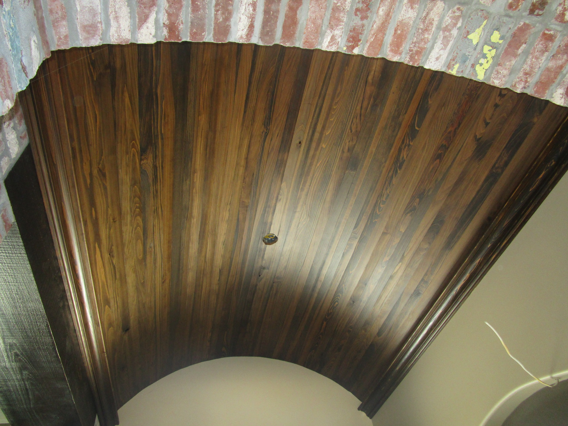 Barreled Ceiling