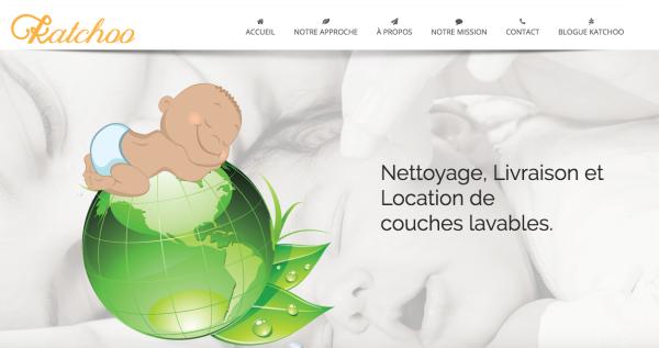 +Rédaction du site Web de Katchoo
