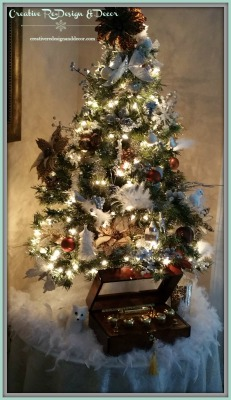 Tree with Music Box
