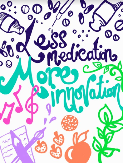 Less medication, More Innovation