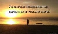 Mondays with Meya-Surrender