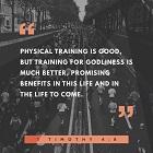 Godliness is Profitable