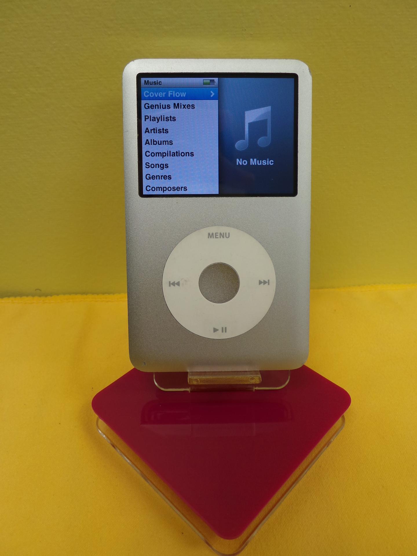 used ipod classic, used ipod 160gb