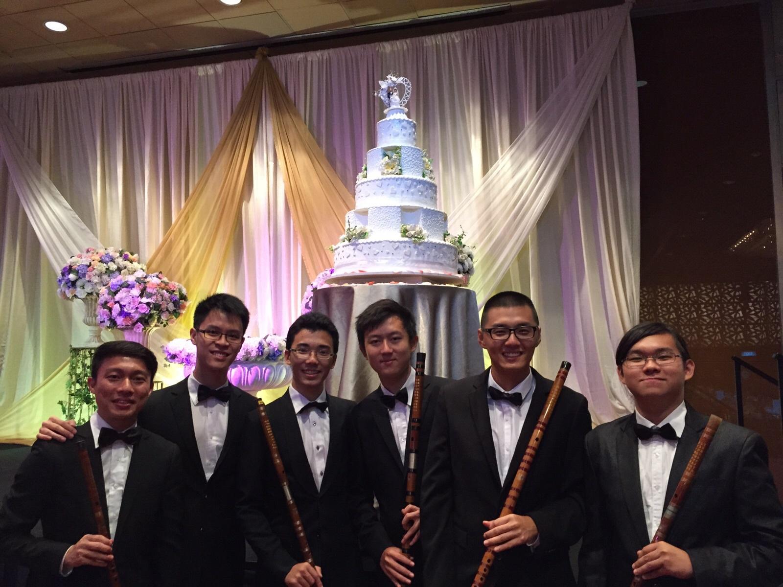 Wedding Performance @ Mandarin Orchard