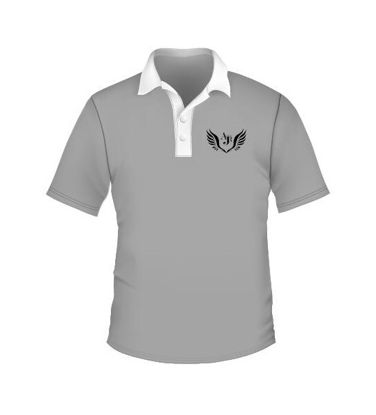 Grey Polo - Was 59.99  Now Only!!! 29.99