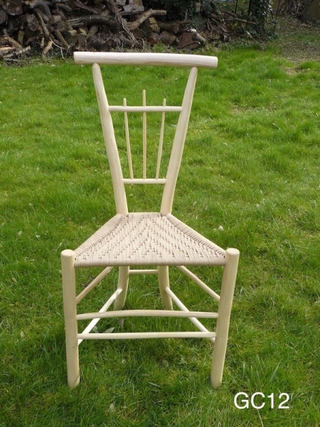 rustic ash chairs spindle gentleman's ash wood, unique design triangular chair