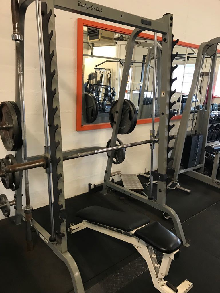 gyms in bude cornwall