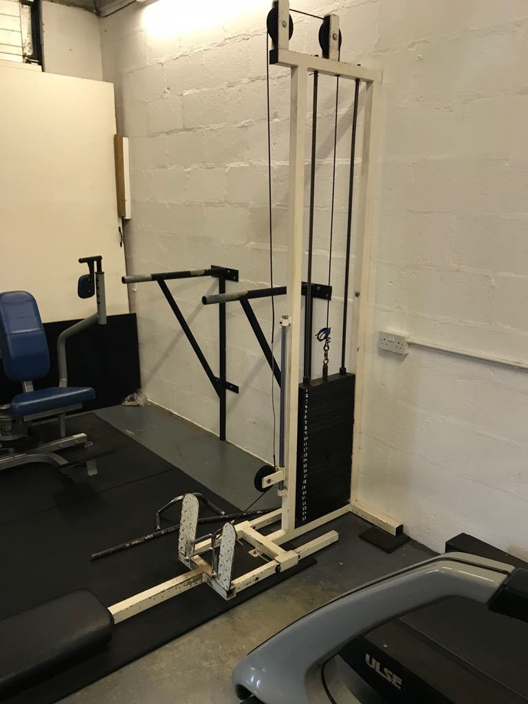 gyms in bude