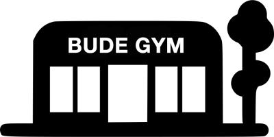 Where is Bude Gym?