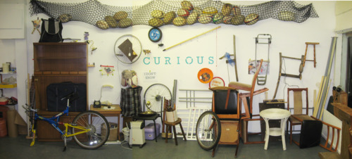 Wall of Curiosity, January 2011