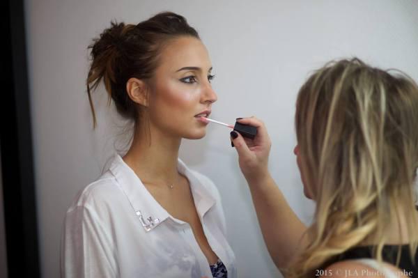 Maquillage : Perrine GEROME