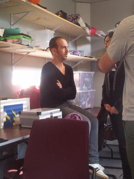 MAKING OFF  Campagne SOS AUTISME